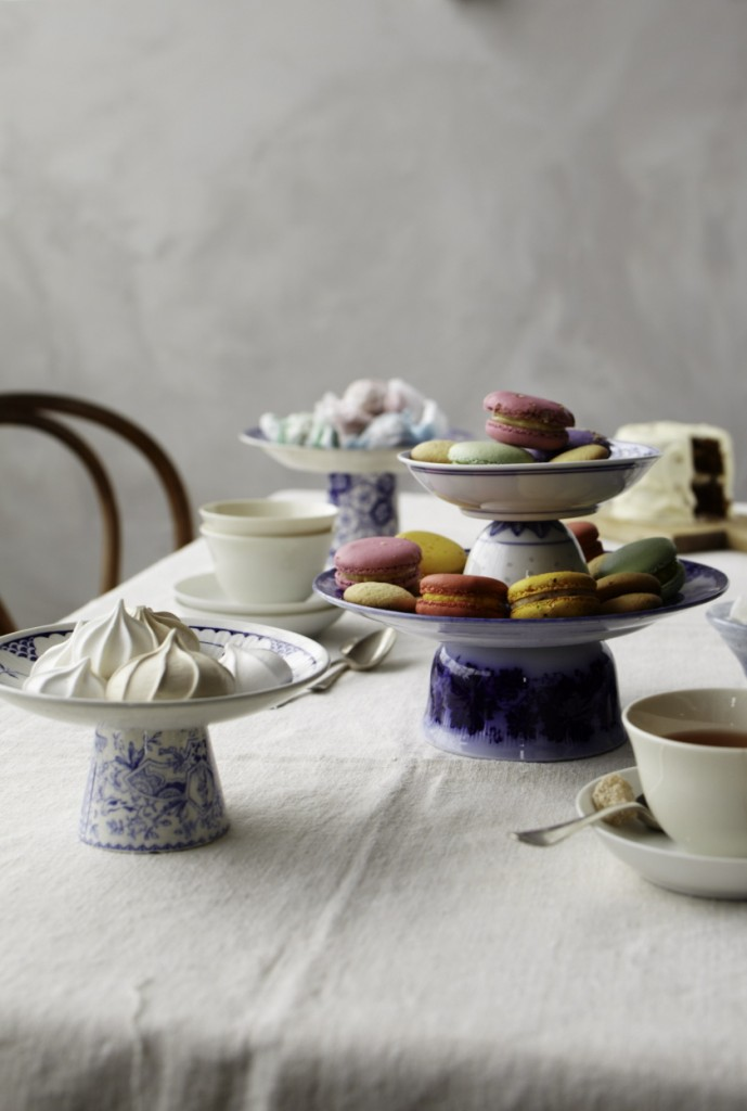 Diy Homemade Cake Stands Project Fairytale