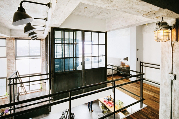 Interior-David-Karp-Williamsburg-Brooklyn-loft