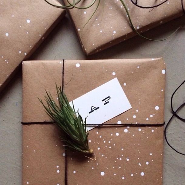 Diy Wedding Gift Wrapping Ideas : DIY: 10 Best Gift Wrapping Ideas Project Fairytale