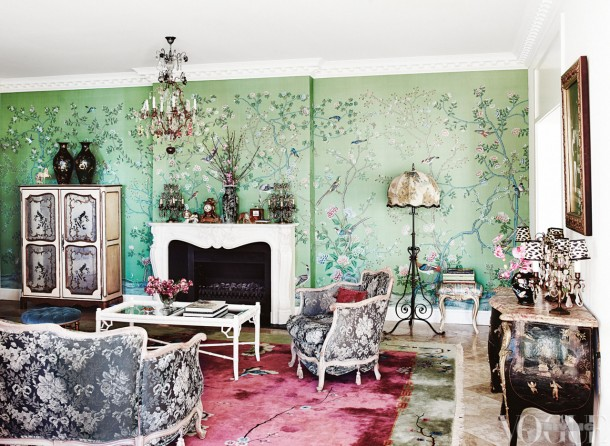 Interiors Classic RocknRoll Project Fairytale