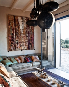 Interiors: Holiday in Mallorca