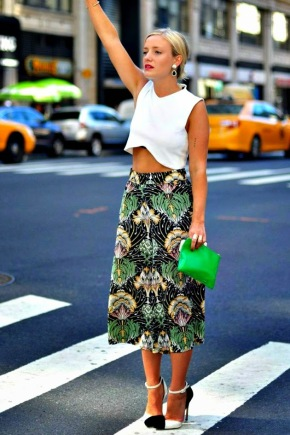 Style Inspiration: Culottes for theSummer