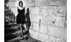 Style Inspiration: Audrey Hepburn's Granddaughter Plays ModelAgain