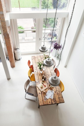 Interiors: Another Home in theNetherlands
