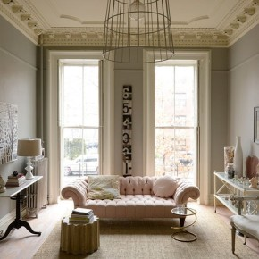 Interior: When Pink is this Week's Color