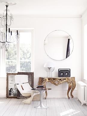 Interiors: Eclectic ScandinavianHome