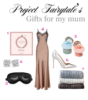 Inspiration: Gifts for MyMum