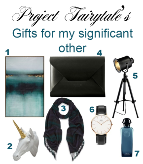 Inspiration: Gifts for My SignificantOther