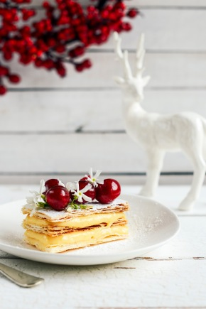 Friday's Specials: Christmas MillefeuilleCake