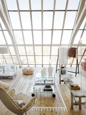 Interiors: A DreamyAttic