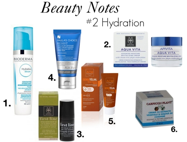 Project Fairytale: Beauty Notes - #2 Hydrating