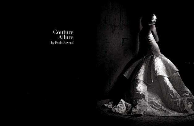 Project Fairytale: Dark Couture by Paolo Roversi Vogue