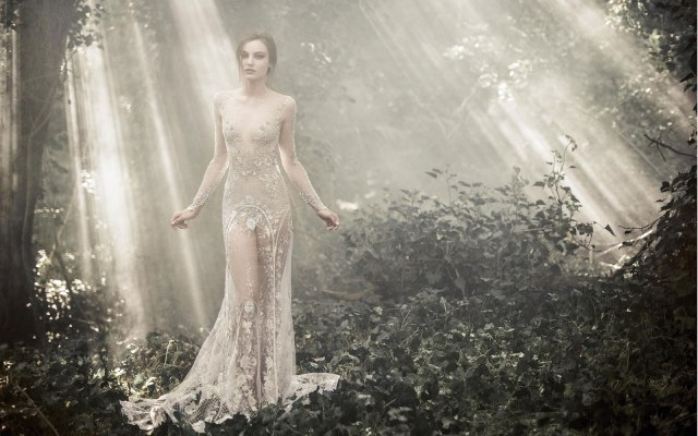 Project Fairytale: Paolo Sebastian FW 2015 Couture