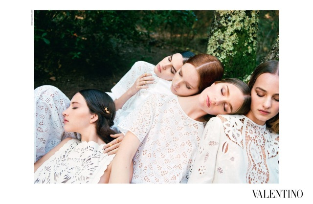 Project Fairytale: Valentino Sprin 2015 Campaign