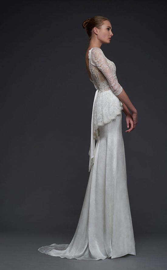 VICTORIA KYRIAKIDES COUTURE BRIDAL COLLECTION FALL 2015 | Project Fairytale