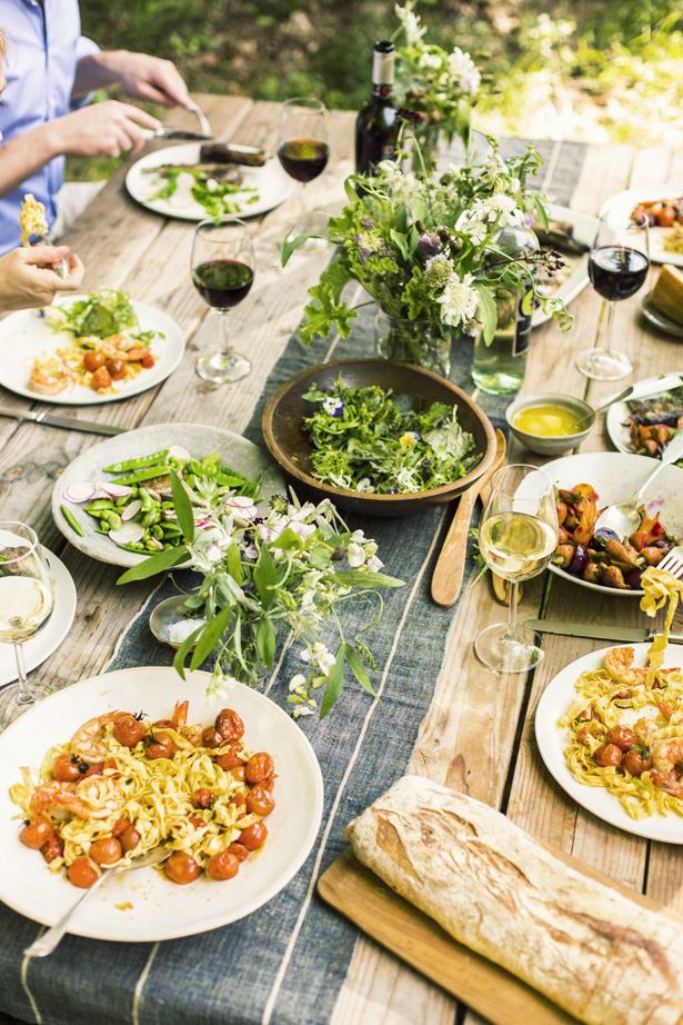 ... Specials: A Dinner Party with Friends and Pasta | Project Fairytale